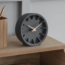 Load image into Gallery viewer, Desk Clock - Polyresin