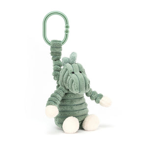 Jellycat Cordy Roy Baby Dino Jitter front