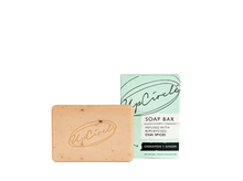 Load image into Gallery viewer, UpCircle Organic Cinnamon & Ginger Chai Soap Bar 100g