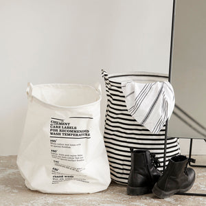 Stripes Laundry Bag