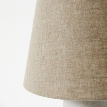 Load image into Gallery viewer, Table Lamp with Concrete Base