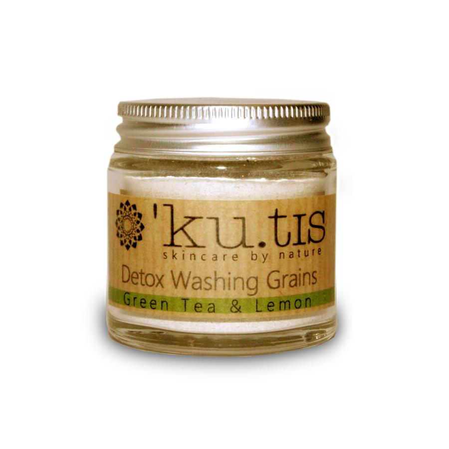 Organic Face Wash Grains Detox