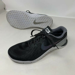 Womens's 11.5M Metcon 3 922880 Black/Metallic Trainers, Mint, SHIPS FAST