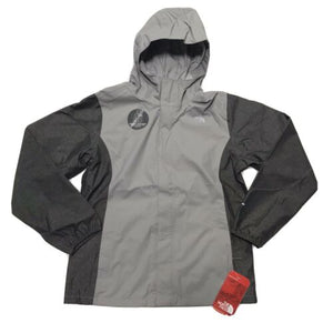 Girl's Resolve XL Rain Jacket Metallic Silver By The North Face NWT SHIPS FREE!!