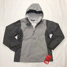 Load image into Gallery viewer, Girl's Resolve XL Rain Jacket Metallic Silver By The North Face NWT SHIPS FREE!!