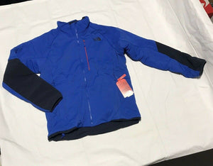 Men's Large Ventrix Full-zip Jacket By The North Face NWT Turkish Sea/URBAN Blue