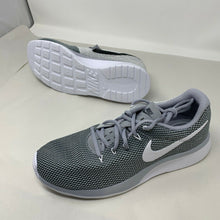 Load image into Gallery viewer, Nike Mens Tanjun Racer Size 9M, WOLF GREY NEW IN BOX