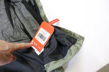 Load image into Gallery viewer, WOMENS THE NORTH FACE RESOLVE RAIN COAT/JACKET, XSMALL, GREEN MOUNTAIN NWT
