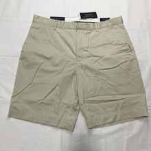 Load image into Gallery viewer, Men's Polo Ralph Lauren Stretch Classic Fit Chino Shorts (Basic Sand, sz 36) NWT