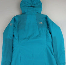 Load image into Gallery viewer, WOMENS THE NORTH FACE SUMMIT SERIES L3 VENTRIX JACKET,CLIMBING, TEAL BLUE, NWT!