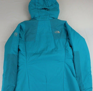 WOMENS THE NORTH FACE SUMMIT SERIES L3 VENTRIX JACKET,CLIMBING, TEAL BLUE, NWT!