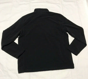 Men's Glacier 100 Fleece Pullover LG Black Worn Once Returned FREE SHIPPING