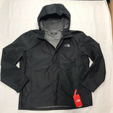 Load image into Gallery viewer, Men's Venture 2 XXL Rain Jacket The North Face Dark Gray Heather NWT SHIPS FREE!