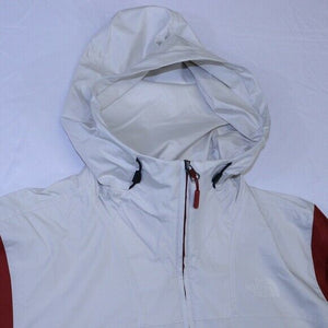 Men's Small North Face Fanorak Vintage White / Red NEW W TAGS!