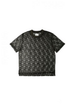 Load image into Gallery viewer, Olive Mesh T-Shirt