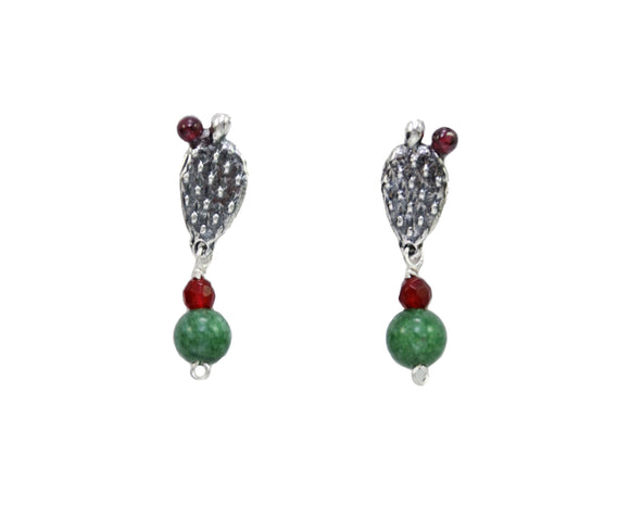 Cactus Earrings Small