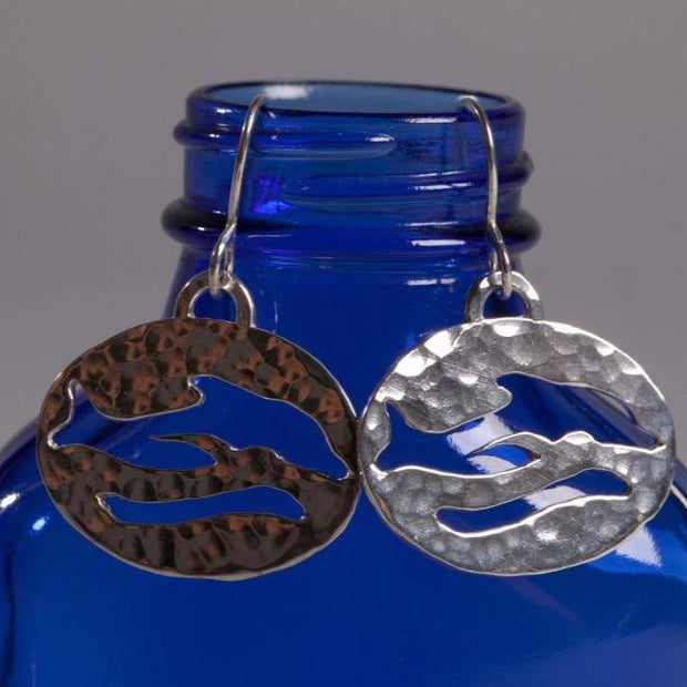 St. Croix Dolphin Earrings - Joyia Jewelry