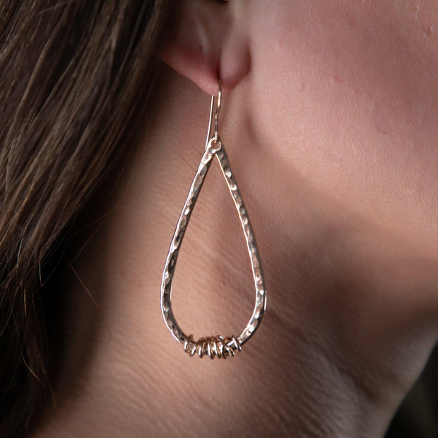 Teardrop Earrings - Joyia Jewelry