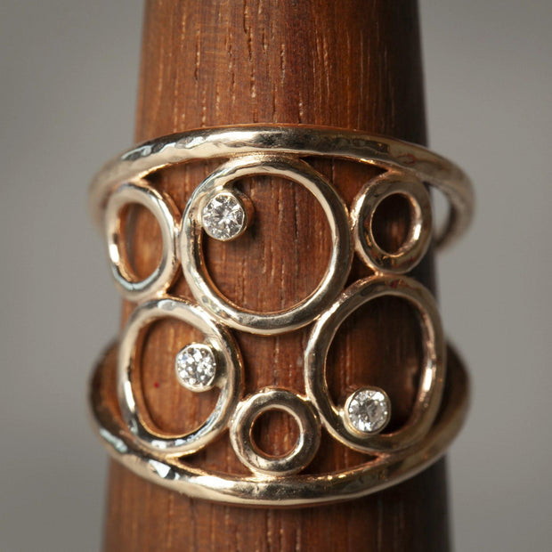 Champagne Ring - Joyia Jewelry