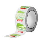 Sticker Roll Label