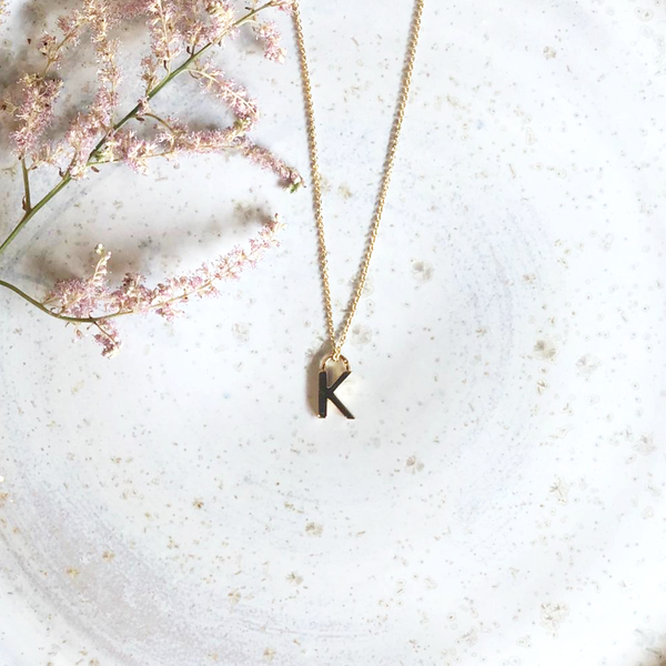 Hello Love Kette Basic Gold