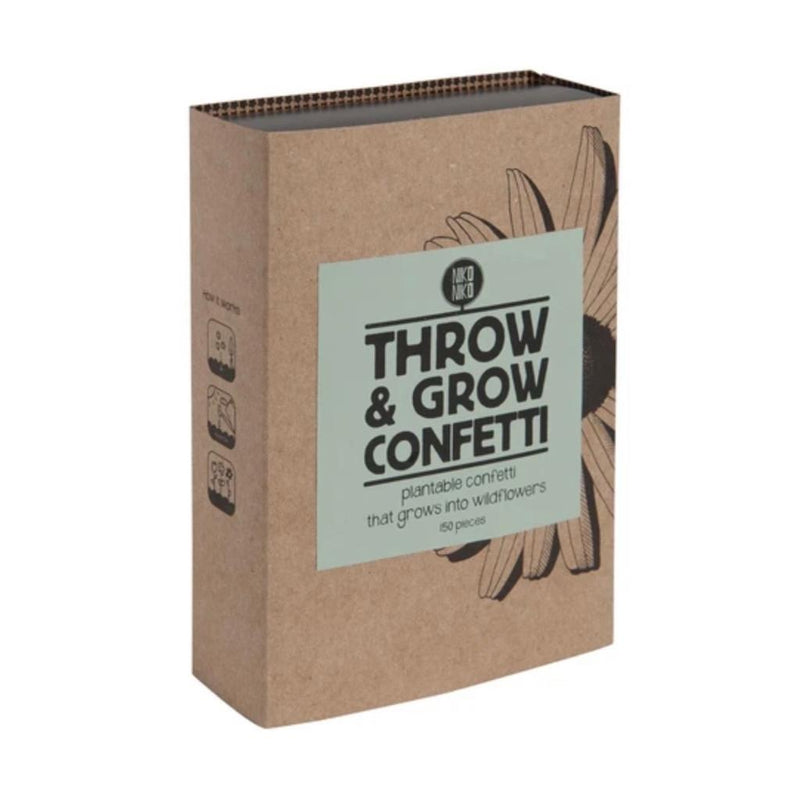 Throw & Grow Konfetti