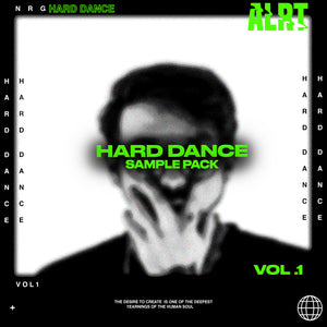 ALRT - HARD DANCE VOL.1  - SAMPLE PACK