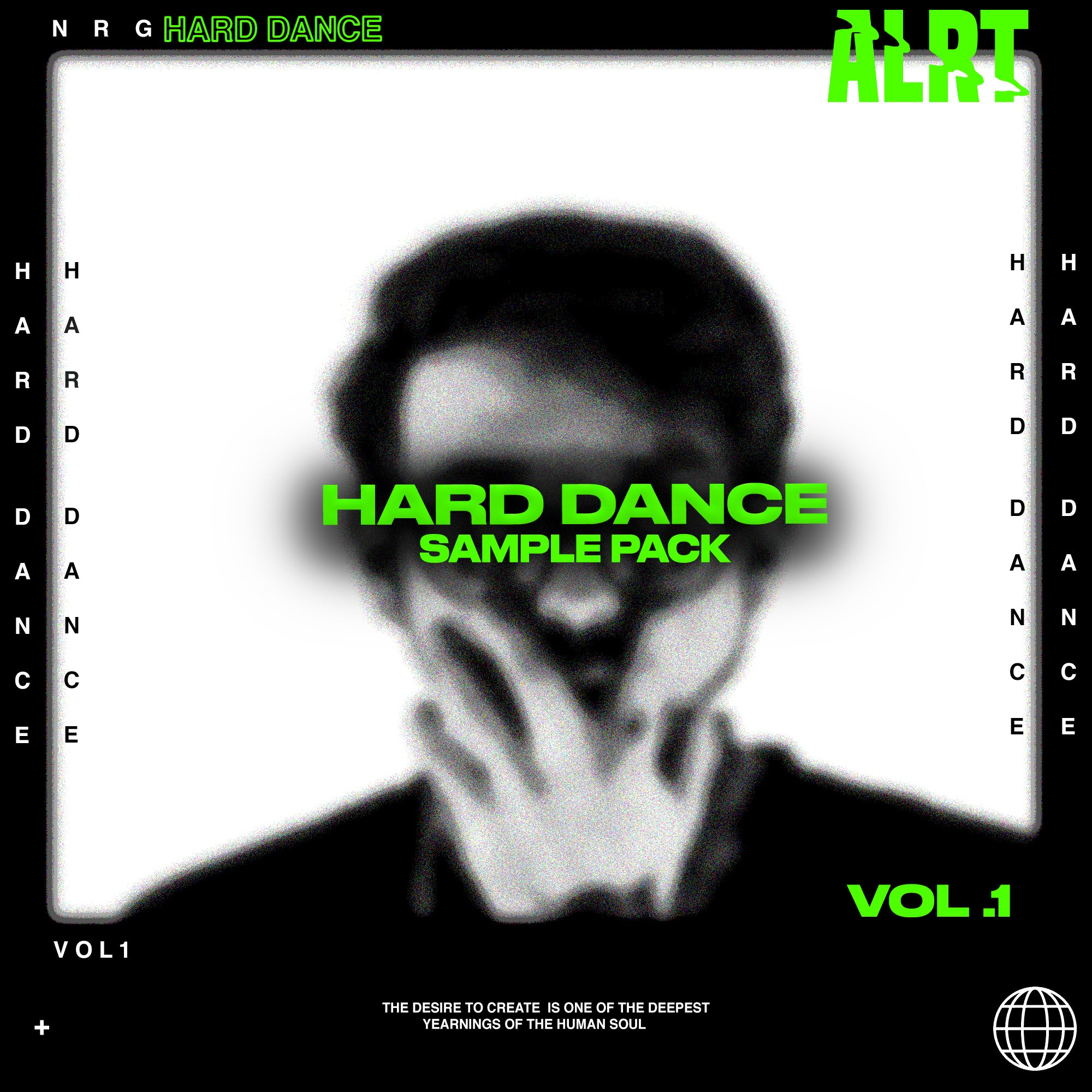 HARD DANCE VOL.1  - SAMPLE PACK - MB