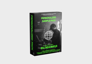 PERSONLIZED SAMPLE PACK
