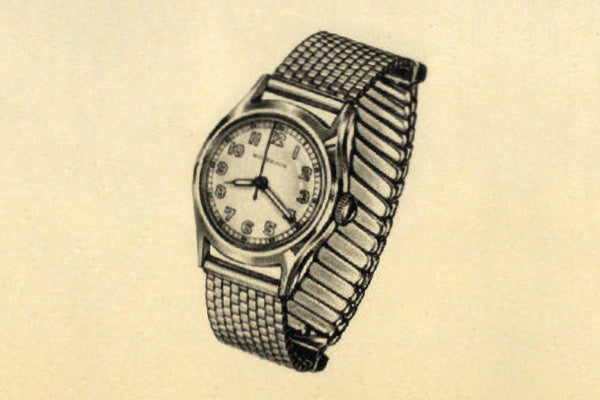 Wolbrook First tool-watch