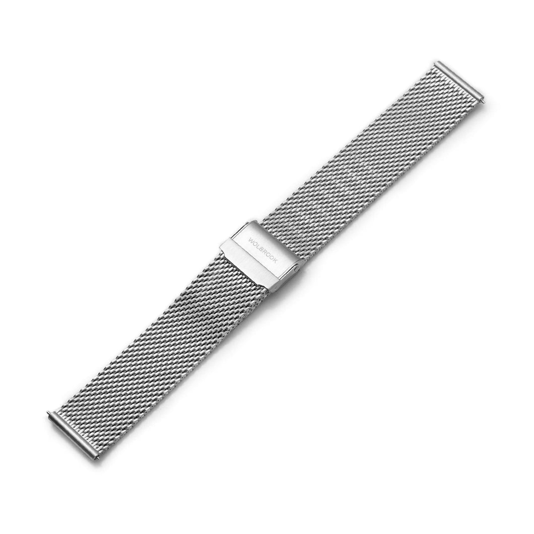 Watch Mesh Strap Steel 20mm