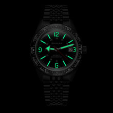 Load image into Gallery viewer, Skindiver WT Professional Bracelet Tool-Watch - Black PVD - New! Now with 8315 Movement!
