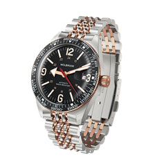Skindiver WT Automatic Bracelet Watch - Two-Tone