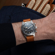 Load image into Gallery viewer, Skindiver WT Chrono-Mecaquartz Vintage & Steel Chronograph