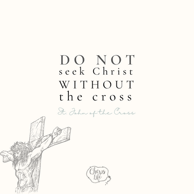 What Do You See When You Look at the Cross?