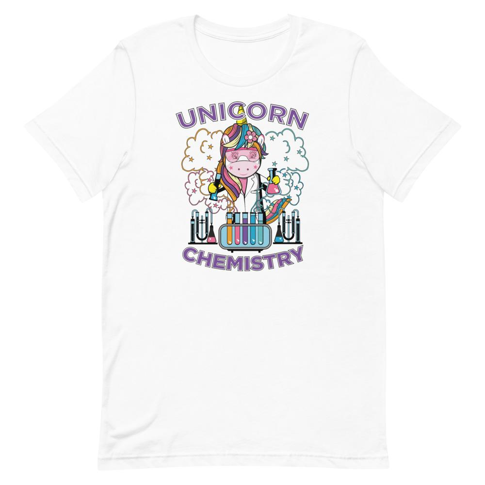 Unicorn Chemistry Adult Unisex T-Shirt