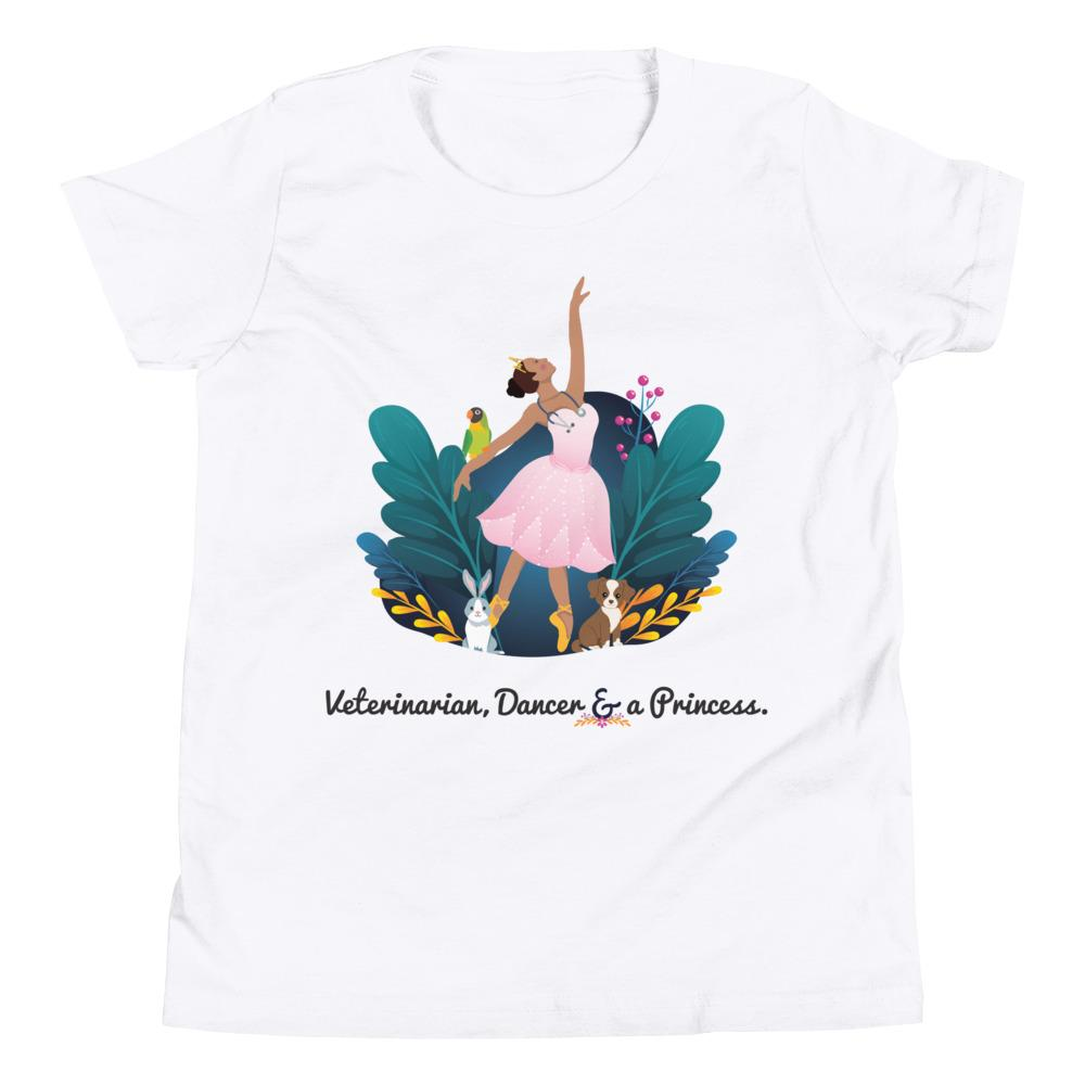 Vet, Dancer, Princess STEM T-Shirt
