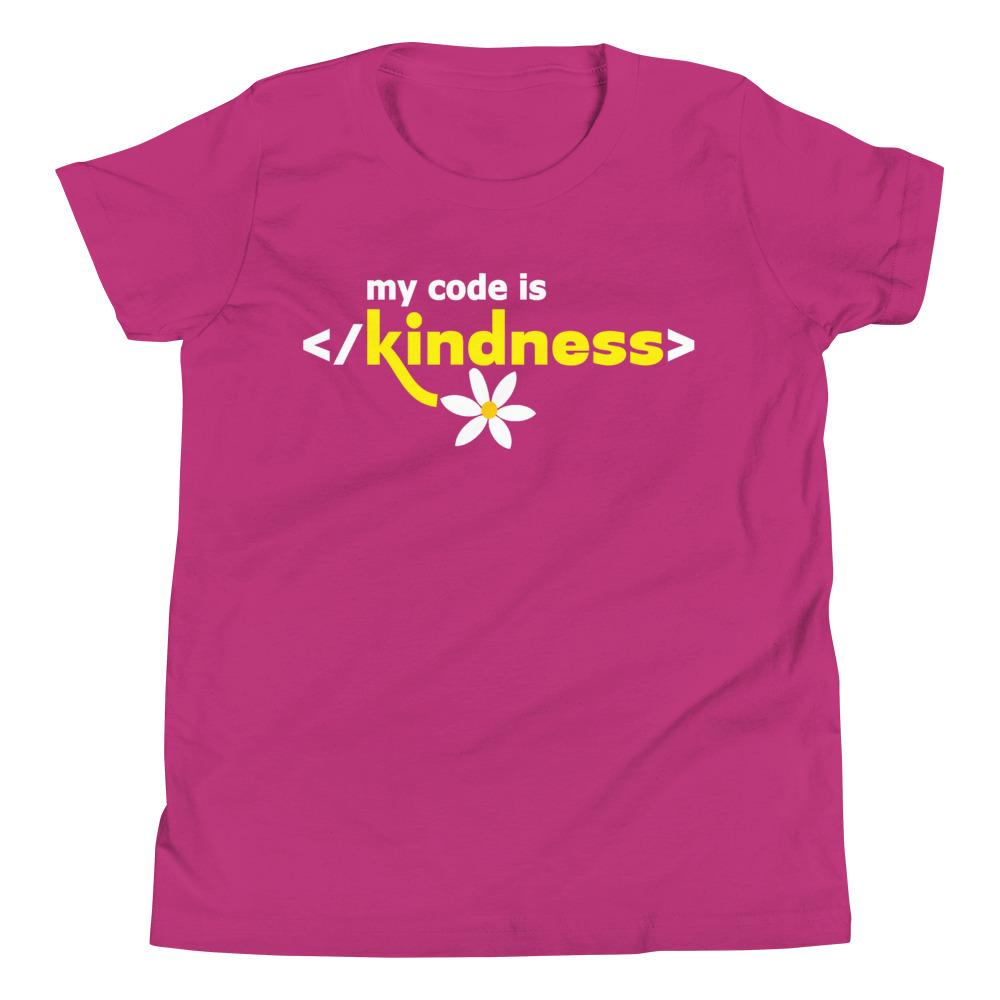 My Code is Kindness T-Shirt