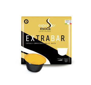 Compatibili Dolce Gusto®* Extra Bar