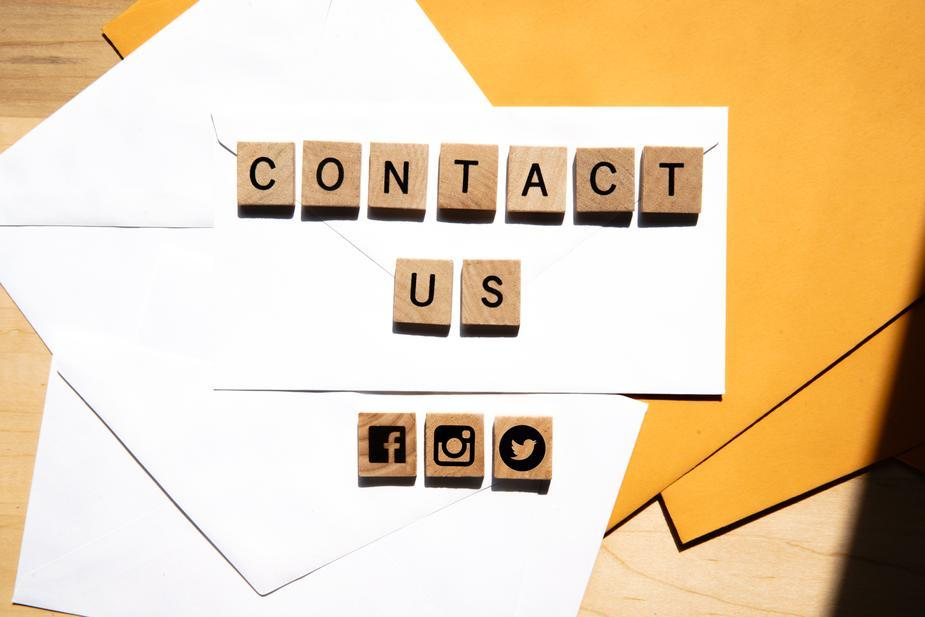 Contact Us Letters