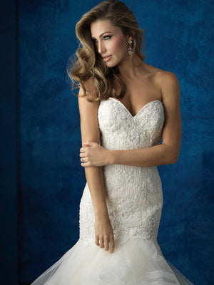 Allure Bridals 9364 Sample