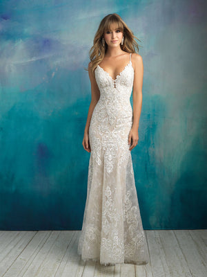 Allure Bridals 9501 Sample