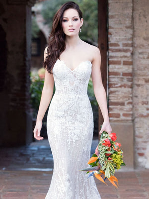 Allure Bridals 9550 Sample