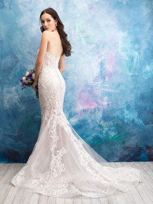 Allure Bridals 9560 Sample