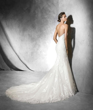 Pronovias Princia Sample 1/2 Beaded