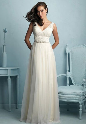 Allure Bridal 9205 Sample