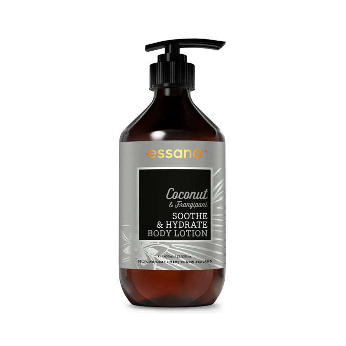 Coconut Oil Lightly Moisturising Body Lotion