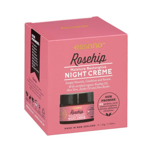 Rosehip Moisture Restorative Night Creme