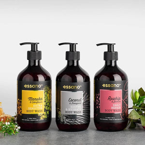 Manuka & Elderflower Extra Sensitive Body Wash