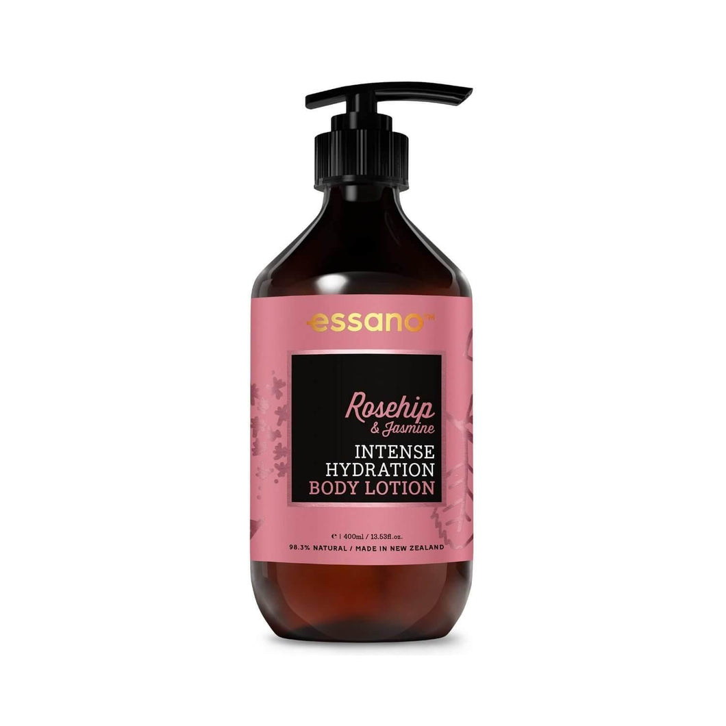 Rosehip Oil Repairing Body Lotion